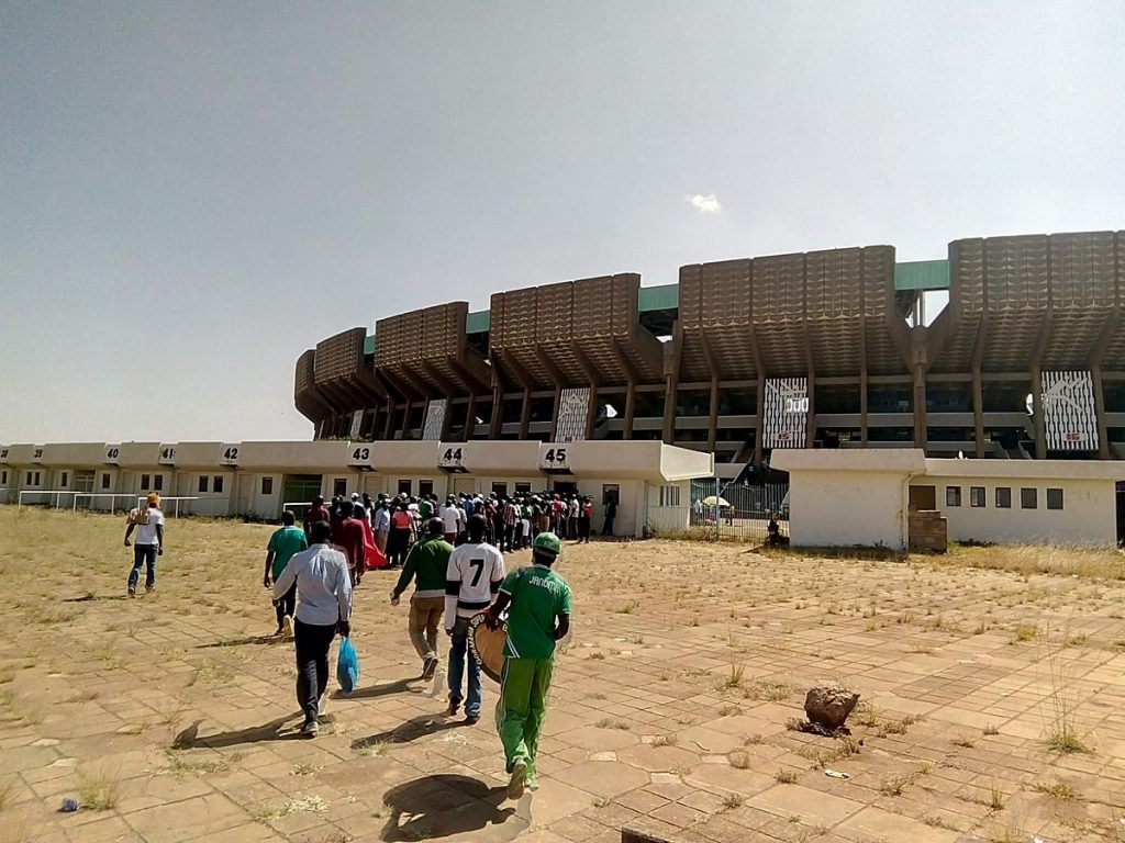 Moi International Sports Centre, Kasarani. Venue of the 2011 All African Games chess qualifiers. AG Photo credit Wikicommons.