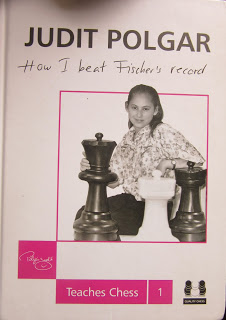 Cover of the book by Judith Polgar.