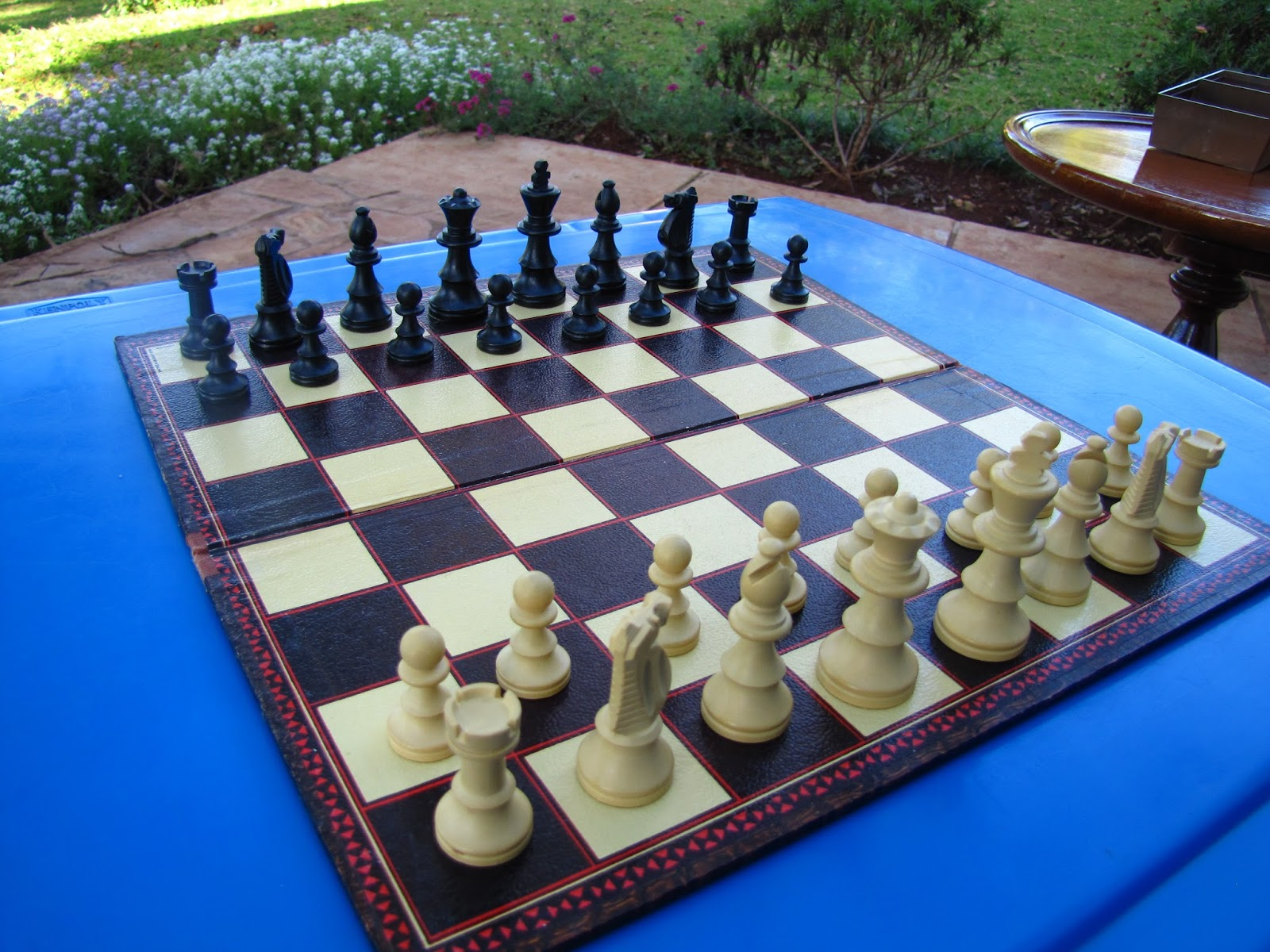 Nice Chess Boards house of martin chess set - kenya chess masala
