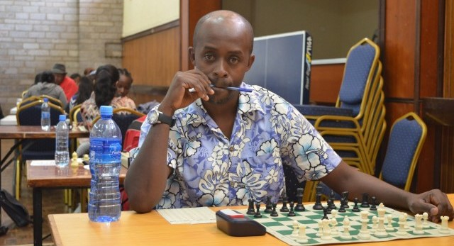 CM Wachira Wachania who ended up with 5 points and ended up in 14th position.