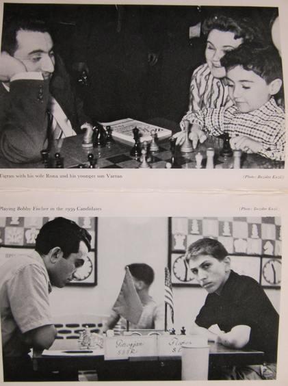 Some fine photos. Look at Bobby Fischer's glare!