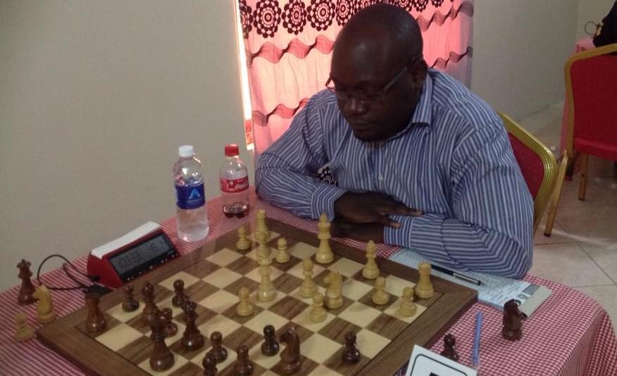 IM Arthur Ssegwanyi of Uganda. Photo credit Chanda Boyd Nsakanya.