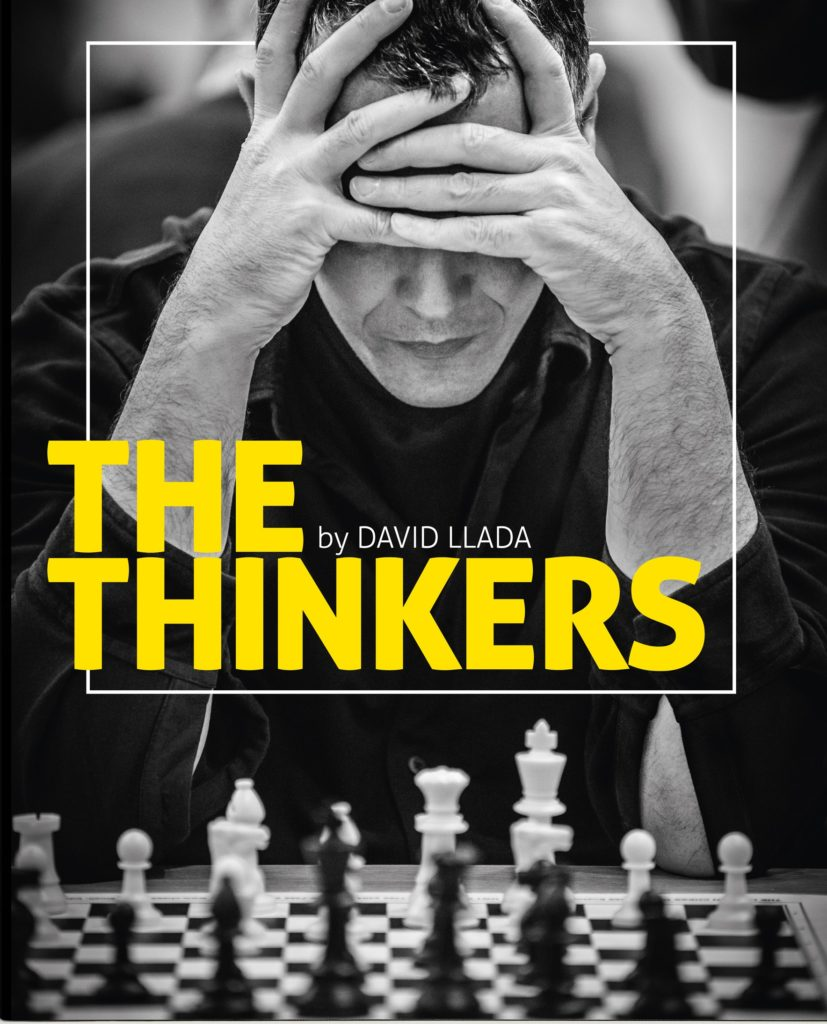 The Thinker by Quality Chess.