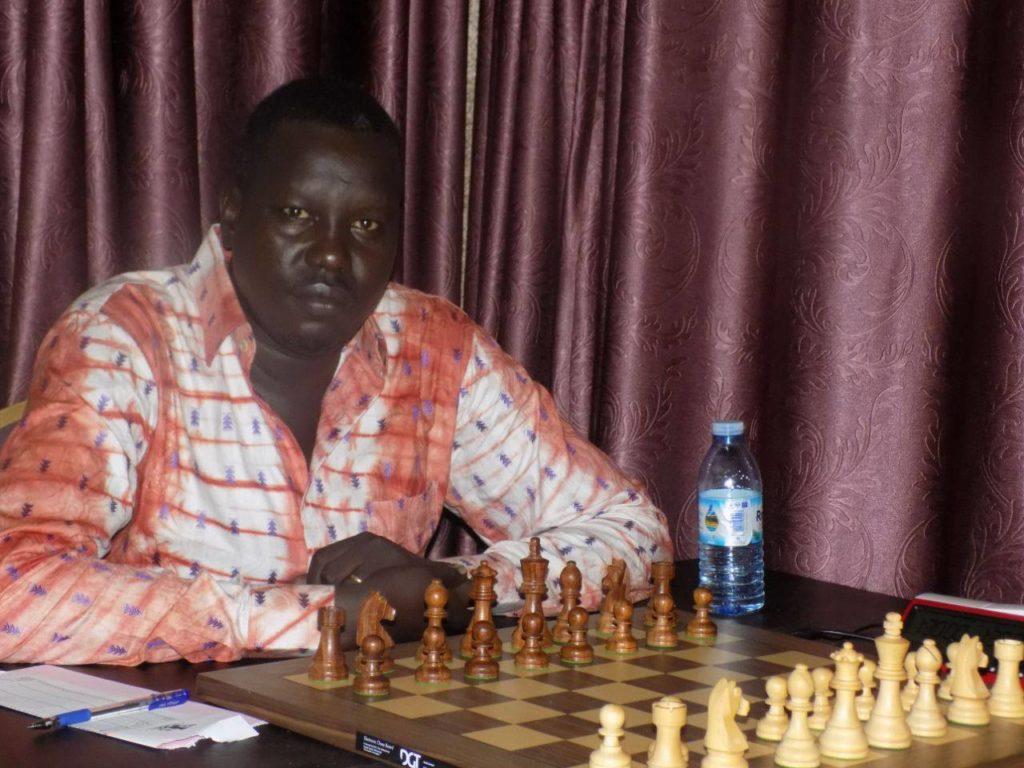 Cypriano Rehan Deng of South Sudan