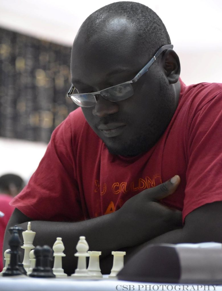 IM Arthur Ssegwanyi of Uganda. Photo credit CSB Photography.