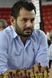 GM Adly Ahmed of Egypt