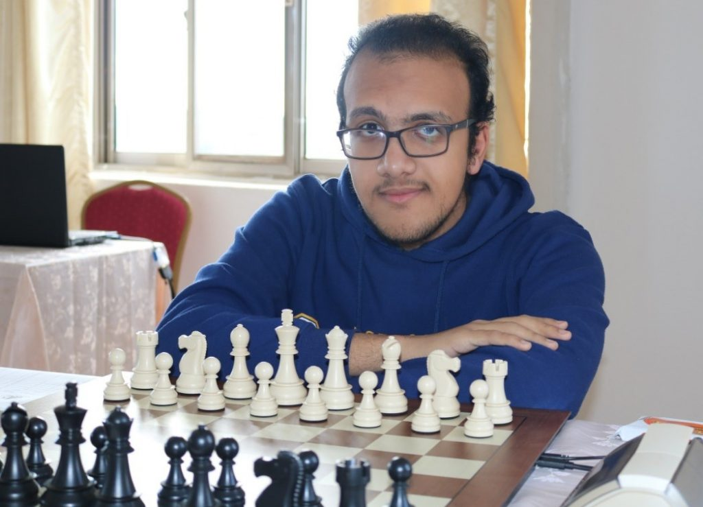 IM Fawzy Adham of Egypt. Photo credit James Sean Kang'aru.