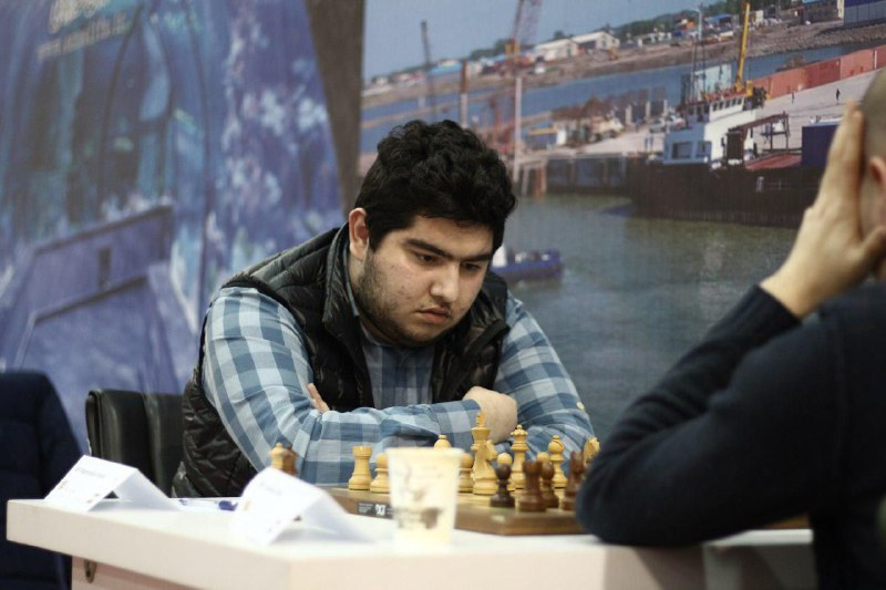 GM Parham Maghsooloo also played well and gained +6.6 rating points.