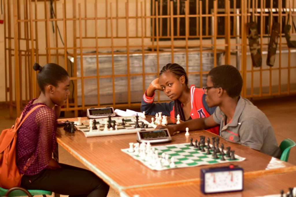 Photo from the playing hall.  Photo credit Instagram - hashtagphotographykenya.