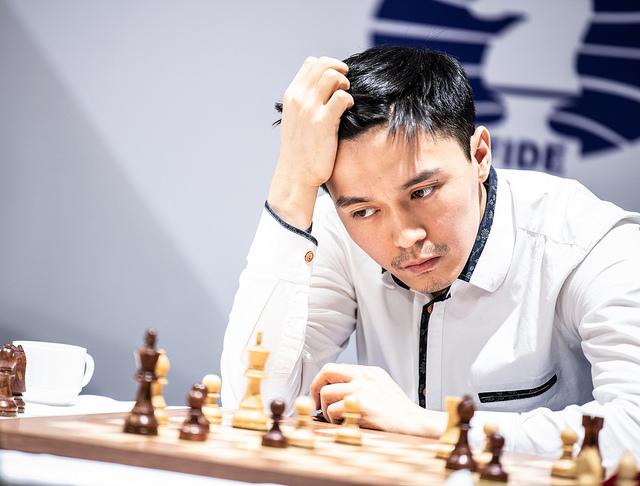 Rinat Jumbayev of Kazakhstan in action. Photo credit David Llada.