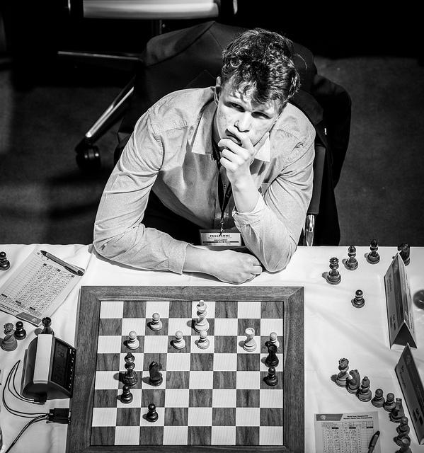Vladislav Artemiev in action. Photo credit David Llada.