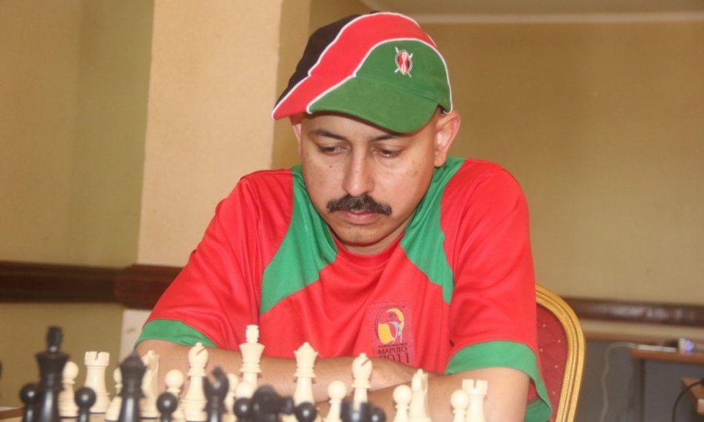 Mehul Gohil in action. Photo credit James Mwangi.
