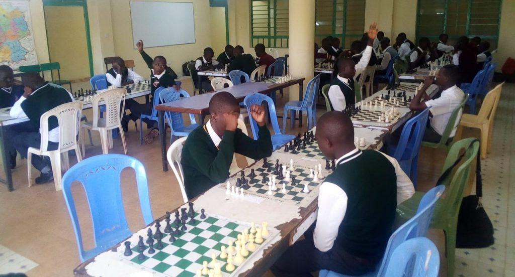 KNYCC - South Nyanza Region Qualifiers - Kenya Chess Masala