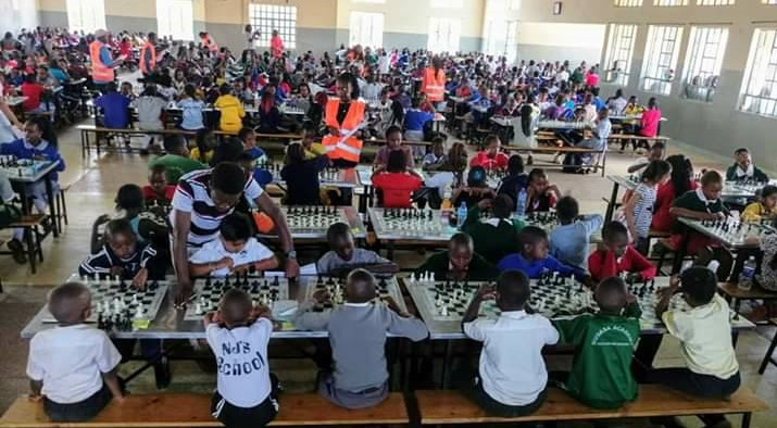 Kenya National Youth Chess Championship 2019 - Kenya Chess