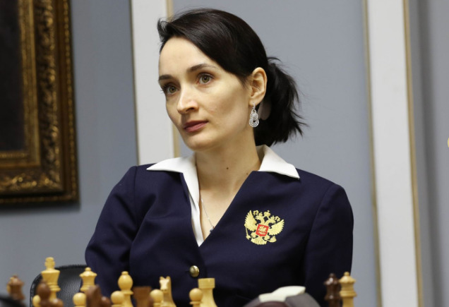 Kateryna Lagno of Russia. Photo credit https://fwct2019.com.