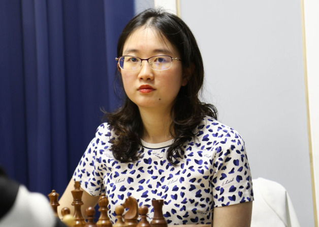 Former World Champion Tan Zhongyi of China. Photo credit https://fwct2019.com.