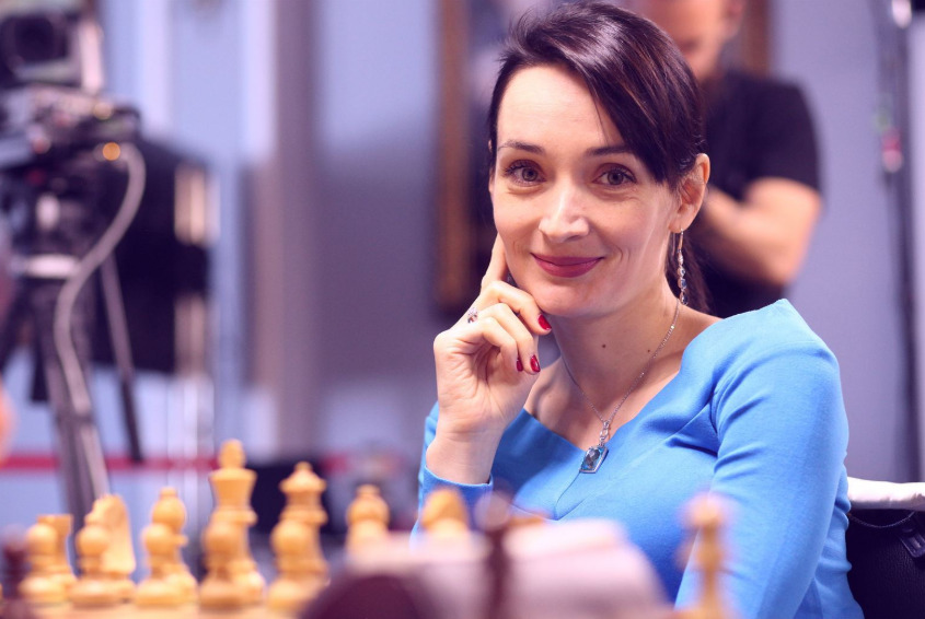 The charming Kateryna Lagno of Russia. Photo credit https://fwct2019.com.