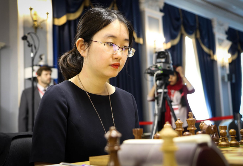 Tan Zhongyi of China. Photo credit Anastasiya Karlovych and Eteri Kublashvili.