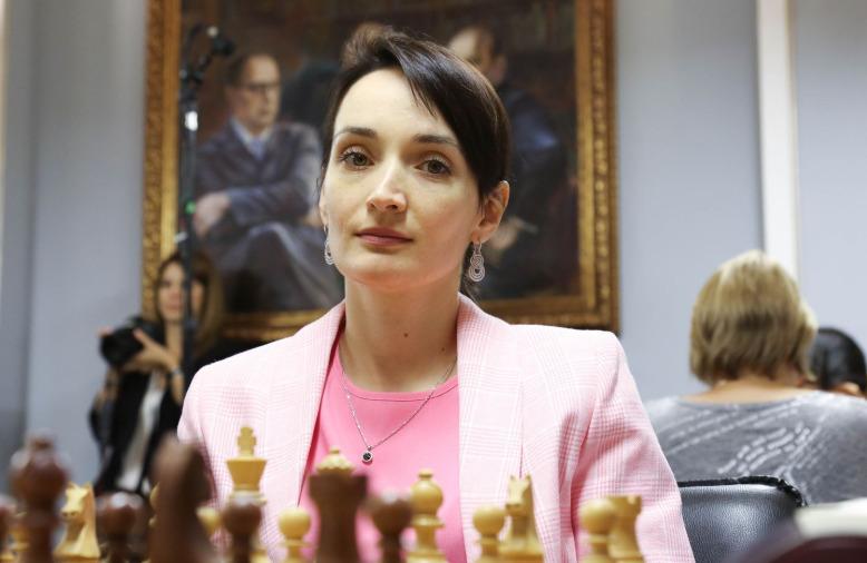The charming Kateryna Lagno. Photo credit Anastasiya Karlovych and Eteri Kublashvili.