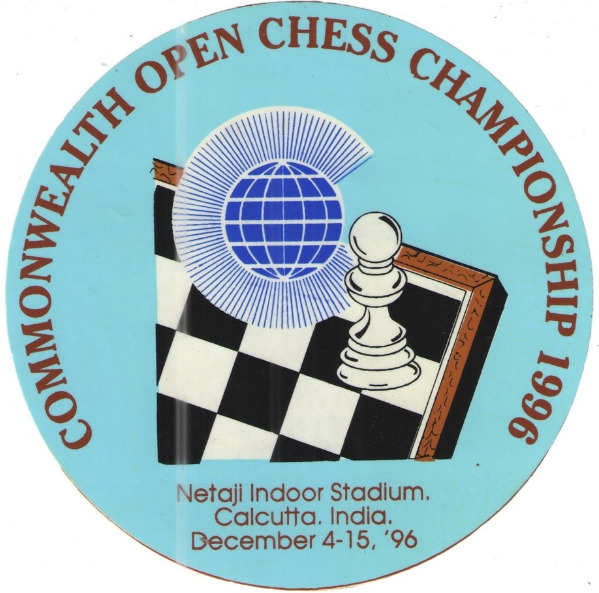 1996 Commonwealth Chess Championship - Kenya Chess Masala