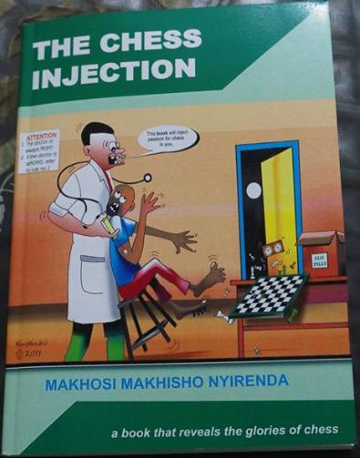 The Chess Injection by Makhosi Mahkisho Nyirenda aka 'Khisho'.