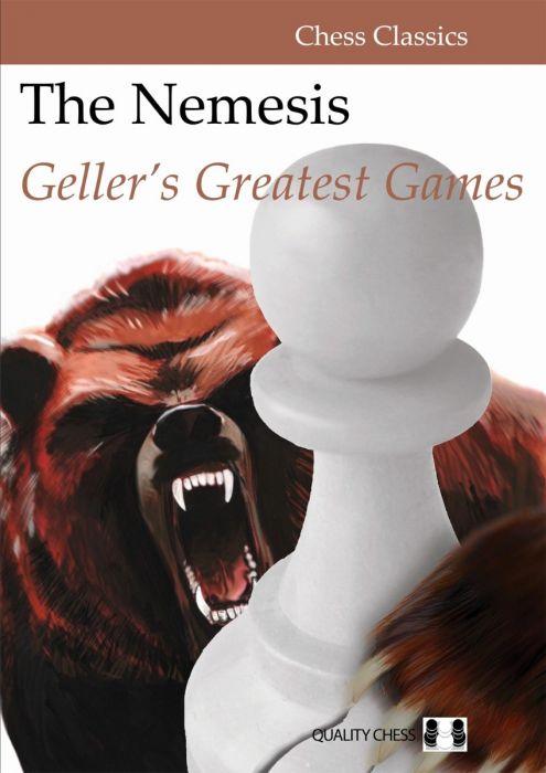 Cover of Efim Geller's book.