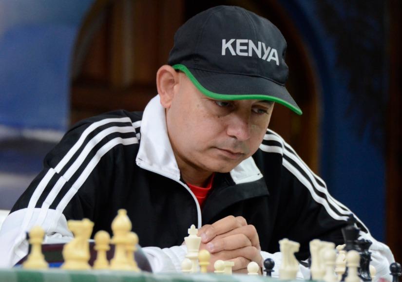 Author of the article 2019 Kenya National Champion Mehul Gohil aka 'Gorilla'. Photo credit Kim Bhari.