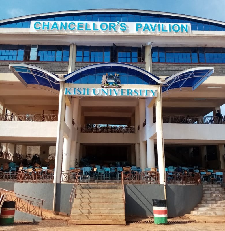 Venue for the Nyanza South Kenya National Youth & Cadets Chess Championships (KNYCCC) Regional Qualifiers 2020.  Photo credit IA Duke Michieka.