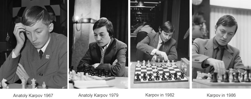 Photos of Anatoly Karpov. Photo credits https://kids.kiddle.co/.