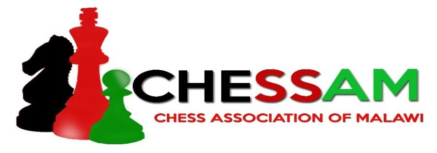 Logo of the Chess Association of Malawi.