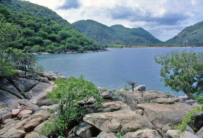 Lake Malawi. Photo credit www.kiddle.co.