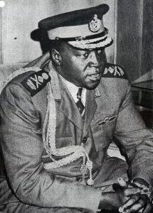 President Idi Amin of Uganda. Photo credit www.kiddle.co