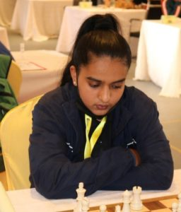 15 year old Shriyan Santosh Priyasha, and the current Malawi National Champion.