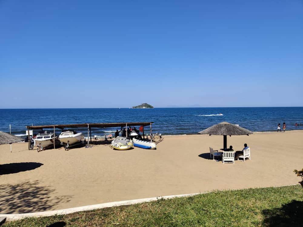 Lake Malawi one of the tourist attractions.