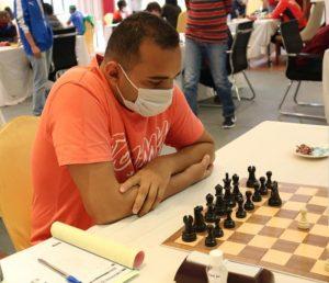 GM Hesham Abdelrahman of Egypt.