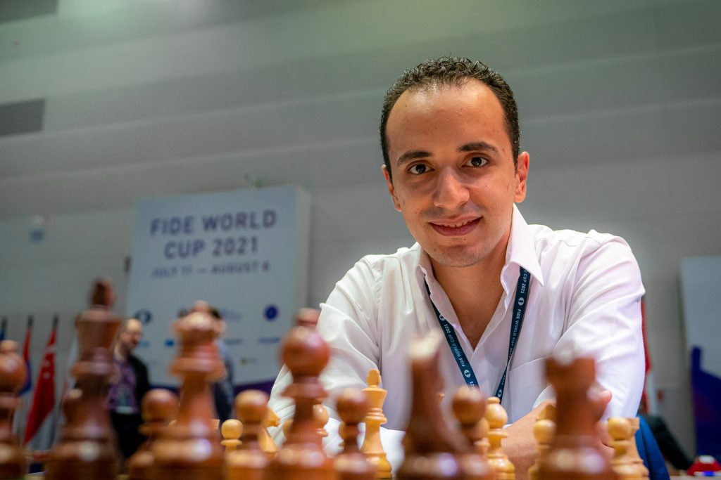 The King of African Chess - GM Bassem Amin.
