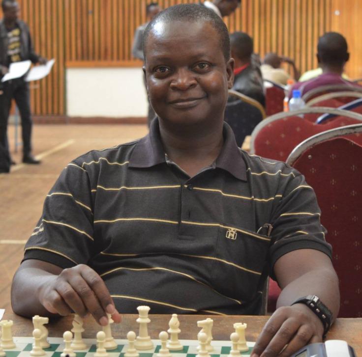 Dr Jacob Onditi who will be seeking to stop Kenya National Champion Mehul Gohil from grabbing the 2021 Nakuru Open title.